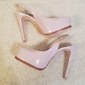 Pour la Victoire Aria Slingback Heels